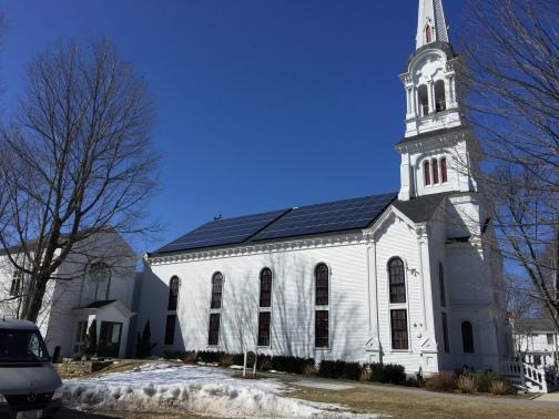 FP Church Solar